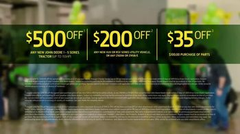John Deere Drive Green Demo Days TV Spot, 'Waited All Year' - Thumbnail 6