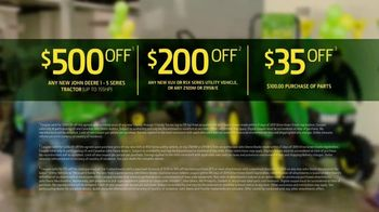 John Deere Drive Green Demo Days TV Spot, 'Waited All Year' - Thumbnail 7