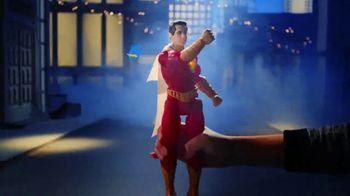 Thunder Punch Shazam! TV Spot, 'Super Strength' - Thumbnail 2
