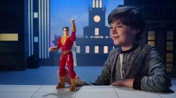 Thunder Punch Shazam! TV Spot, 'Super Strength' - Thumbnail 3