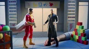Thunder Punch Shazam! TV Spot, 'Super Strength' - Thumbnail 4