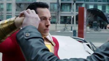 Thunder Punch Shazam! TV Spot, 'Super Strength' - Thumbnail 5