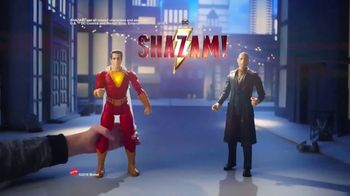 Thunder Punch Shazam! TV Spot, 'Super Strength' - 338 commercial airings