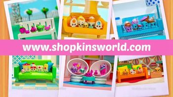 Shopkins Family Mini Packs TV Spot, 'So Many Family Stories' - Thumbnail 6