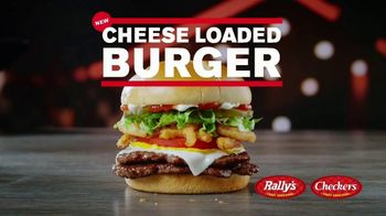 Checkers & Rally's Cheese Loaded Burger TV Spot, 'Cheese Overload' - Thumbnail 2