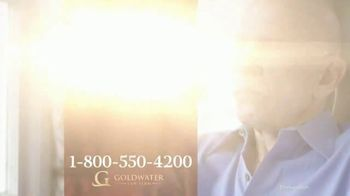 Goldwater Law Firm TV Spot, 'Mesothelioma and Lung Cancer' - Thumbnail 1