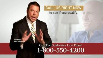 Goldwater Law Firm TV Spot, 'Mesothelioma and Lung Cancer' - Thumbnail 4