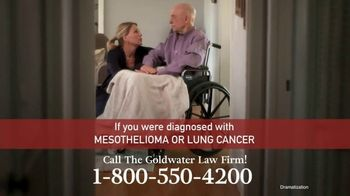 Goldwater Law Firm TV Spot, 'Mesothelioma and Lung Cancer' - Thumbnail 7