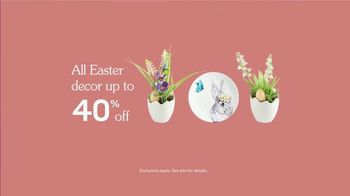Pier 1 Imports TV Spot, 'Easter is Blooming: Easter Decor' - Thumbnail 9