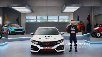 Honda Dream Garage Spring Event TV Spot, 'CR-V and HR-V' Featuring James Hinchcliffe [T1] - Thumbnail 2