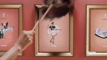 trivago TV Spot, 'El hotel más limpio' canción de Pyotr Ilyich Tchaikovsky [Spanish] - 1729 commercial airings