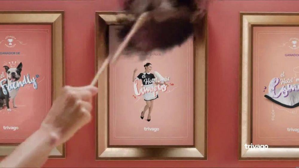 trivago TV Commercial, 'El hotel m??s limpio' canci??n de Pyotr Ilyich Tchaikovsky