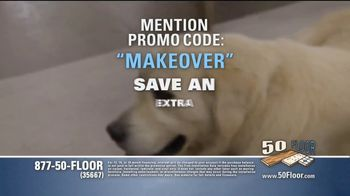 50 Floor 60% Off Sale TV Spot, 'Just for Pets' Featuring Richard Karn - Thumbnail 8