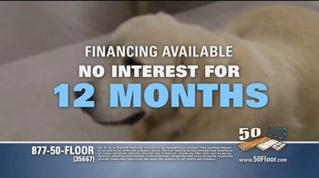 50 Floor 60% Off Sale TV Spot, 'Just for Pets' Featuring Richard Karn - Thumbnail 9