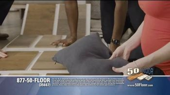 50 Floor 60 Percent Off Sale TV Spot, 'Just for Pets' Featuring Richard Karn - Thumbnail 5