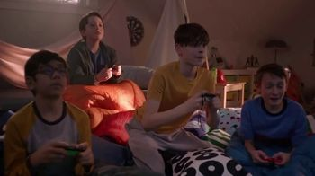 Nintendo Switch TV Spot, 'Gaming Together: Sleepover' Song by Bosley - 1351 commercial airings