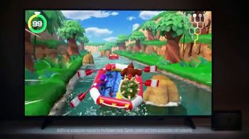 Nintendo Switch TV Spot, 'Gaming Together: Sleepover' Song by Bosley