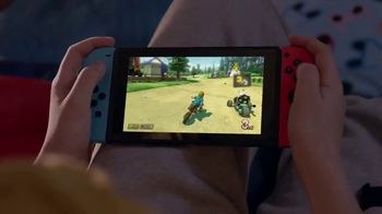 Nintendo Switch TV Spot, 'Gaming Together: Sleepover' Song by Bosley - Thumbnail 8