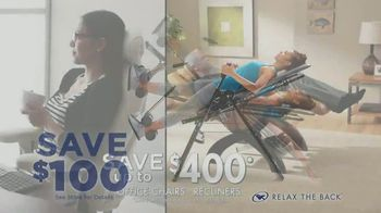Relax the Back TV Spot, 'Back, Neck and Joint Pain' - Thumbnail 4
