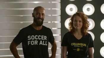 MLS Works TV Spot, 'Soccer For All' Featuring Jozy Altidore