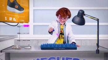 SKECHERS Kids Memory Foam TV Spot, 'Shoe Labs' - Thumbnail 4