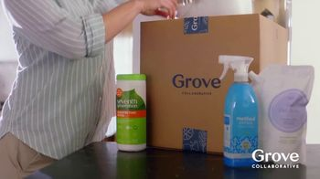 Grove Collaborative TV Spot, 'Mrs. Meyer's Cleaning Kit' - Thumbnail 1