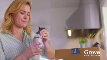 Grove Collaborative TV Spot, 'Mrs. Meyer's Cleaning Kit' - Thumbnail 3