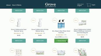 Grove Collaborative TV Spot, 'Mrs. Meyer's Cleaning Kit' - Thumbnail 8
