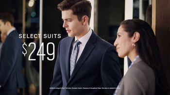 Men's Wearhouse TV Spot, 'When to Dress Up: Suits and Dress Shirts' - Thumbnail 2