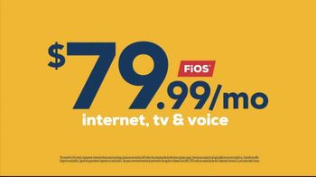 FiOS by Frontier TV Spot, 'Thanks a Whole Bunch' - Thumbnail 6