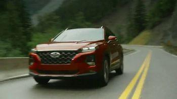 2019 Hyundai Santa Fe TV Spot, 'Camp Out in the Santa Fe' [T1] - Thumbnail 3