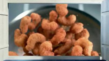 Captain D's Popcorn Shrimp TV Spot, 'Three Amazing Flavors' - Thumbnail 2