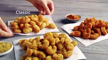 Captain D's Popcorn Shrimp TV Spot, 'Three Amazing Flavors' - Thumbnail 5