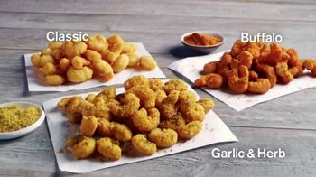 Captain D's Popcorn Shrimp TV Spot, 'Three Amazing Flavors' - Thumbnail 6