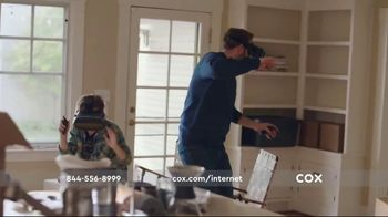 Cox Communications TV Spot, 'Fun at Dad's