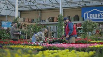 Lowe's Spring Black Friday Sale TV Spot, 'Spring: Bonnie Vegetables and Herbs' - Thumbnail 1