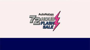 AutoNation 72 Hour Flash Sale TV Spot, 'Supercharged Savings on Every Vehicle' - Thumbnail 1