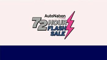 AutoNation 72 Hour Flash Sale TV Spot, 'Supercharged Savings on Every Vehicle' - Thumbnail 2