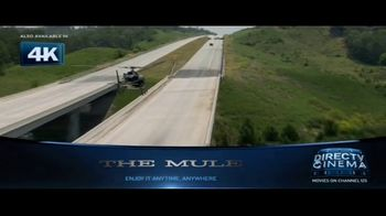 DIRECTV Cinema TV Spot, 'The Mule' - Thumbnail 1