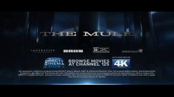 DIRECTV Cinema TV Spot, 'The Mule' - Thumbnail 10