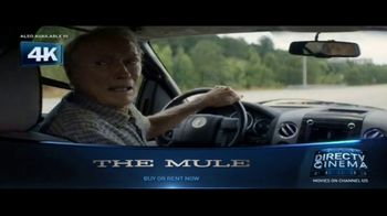 DIRECTV Cinema TV Spot, 'The Mule' - Thumbnail 3