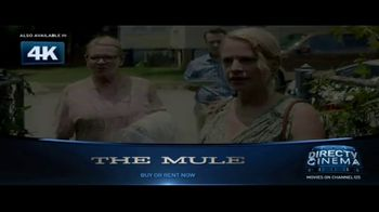 DIRECTV Cinema TV Spot, 'The Mule' - Thumbnail 4
