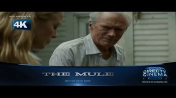 DIRECTV Cinema TV Spot, 'The Mule' - Thumbnail 5
