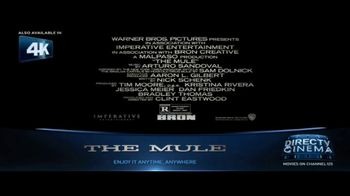 DIRECTV Cinema TV Spot, 'The Mule' - Thumbnail 8