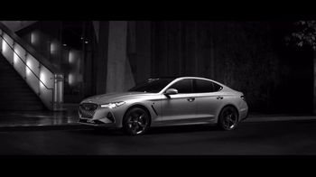 2019 Genesis G70 TV Spot, 'Never Quit: Tainy' Song by Foxes [T1]