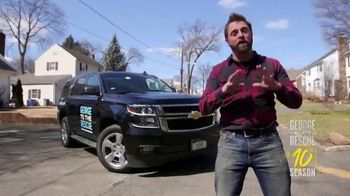 Chevrolet TV Spot, 'NBC 4 New York: George to the Rescue: Success Stories' [T2]