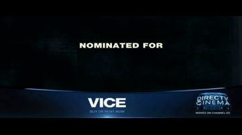 DIRECTV Cinema TV Spot, 'Vice' Song by Iron Butterfly - Thumbnail 1