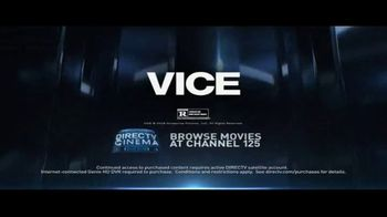DIRECTV Cinema TV Spot, 'Vice' Song by Iron Butterfly - Thumbnail 10