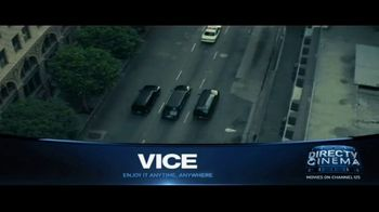 DIRECTV Cinema TV Spot, 'Vice' Song by Iron Butterfly - Thumbnail 4