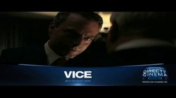 DIRECTV Cinema TV Spot, 'Vice' Song by Iron Butterfly - Thumbnail 7